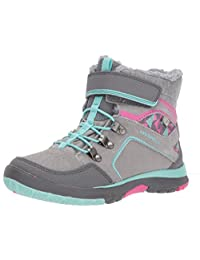 Merrell Girl's Moab FST Polar Mid A/C Waterproof Ankle Boots