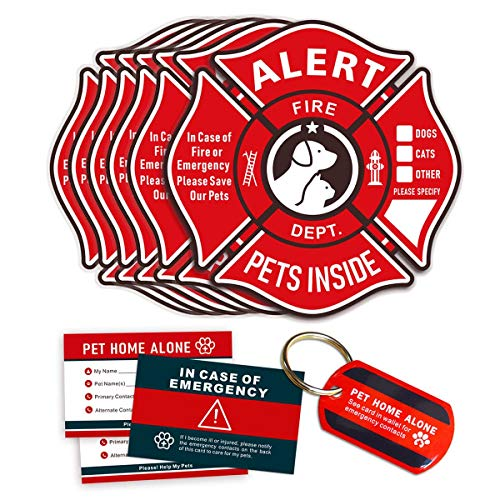 Fire Dog Decal - 3