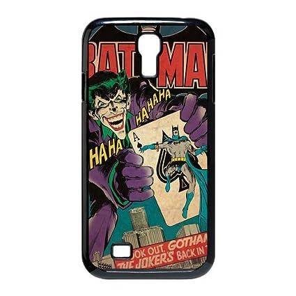 Amazon.com: The Joker Samsung Galaxy S4 I9500 Case Dc Comics ...