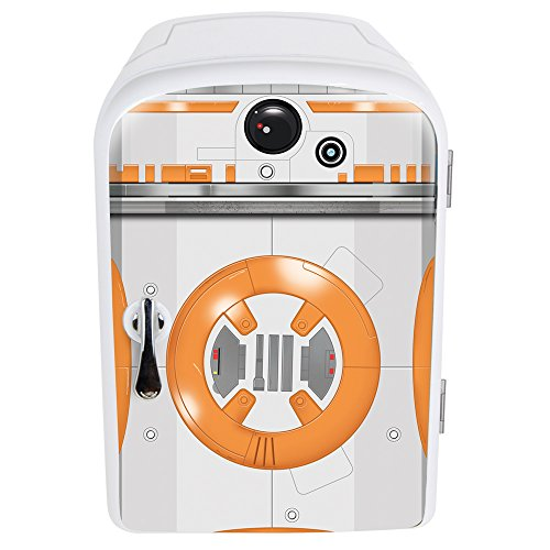 Star Wars New World Premier Bb8 4 Liter Mini Fridge by Star Wars