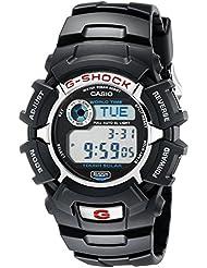 G-Shock G2310R-1 Mens Solar Black Resin Sport Watch