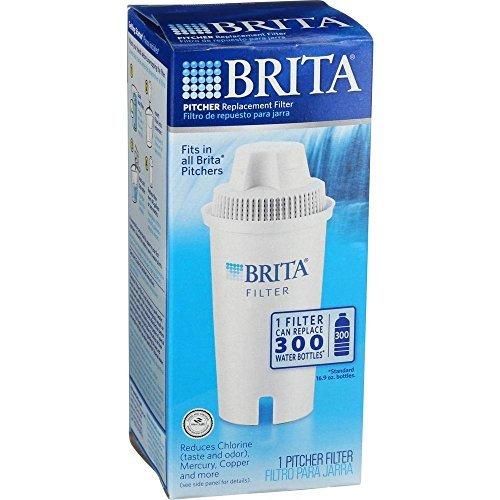 Price comparison product image Brita water pitcher replacement filter - 1 ea by Brita