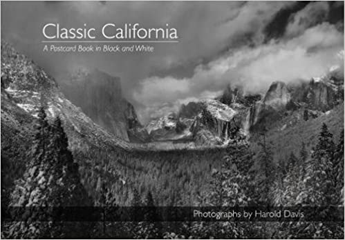 Black And White Postcard From >> Classic California In Black And White Postcard Book Harold Davis