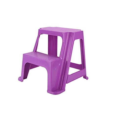 Superb Amazon Com Ladder Stool Household Plastic Shoe Bench Ncnpc Chair Design For Home Ncnpcorg