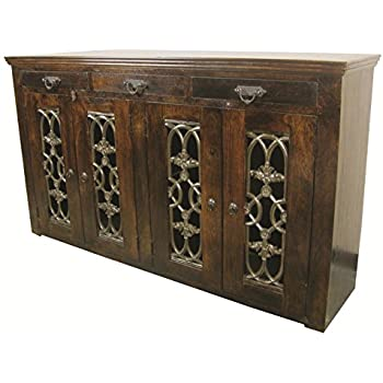 Moti Furniture Bliss Diamond Buffet 4 Doors