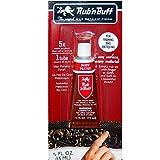 AMACO Rub 'n Buff Wax Metallic Finish, Ruby, 0.5-Fluid Ounce