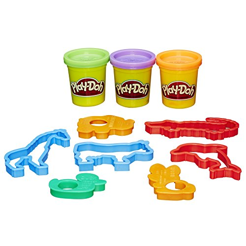PLAY-DOH Animal Creations Bucket