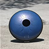 Idiopan Dominus Tunable Steel Tongue Drum Oceanic Blue