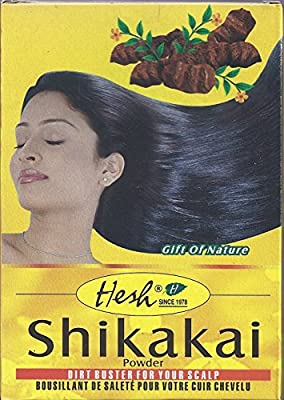 Shikakai Powder 3.5oz (100g) - Hesh Pharma (Pack of 6)