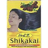 Shikakai Powder 3.5oz (100g) - Hesh Pharma (Pack of 6) by Hesh