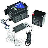 Tekonsha 50-85-325 Shur-Set III Breakaway System with LED Test Meter - Battery - Switch and Charger