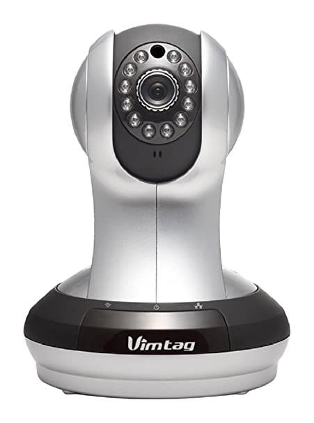 Vimtag VT-361 Super HD WiFi Video Monitoring Surveillance Security Camera