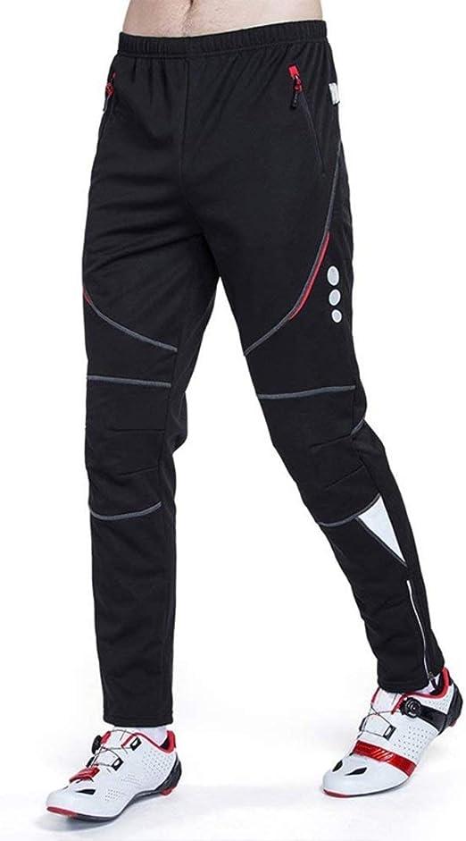 WAVENI Pantalones de Bicicleta para Hombre Pantalones de Ciclismo ...