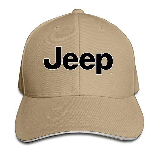 Mayday emblema Logo de camiones Jeep Unisex Sandwich gorra de fresno, Negro Natural