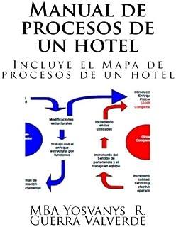 Manual de procesos de un hotel: Incluye el mapa de procesos de un hotel