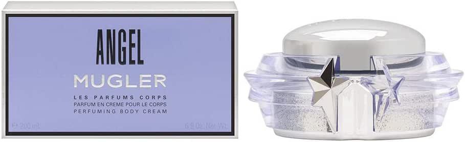Thierry Mugler Thierry Mugler Angel Body Cream for Women 6.9 oz/ 200 ml, 205 ml
