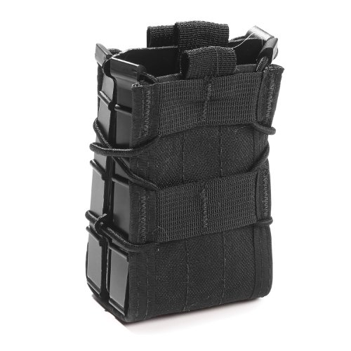 High Speed Gear X2R Taco Mag Pouch Black 112R00Bk