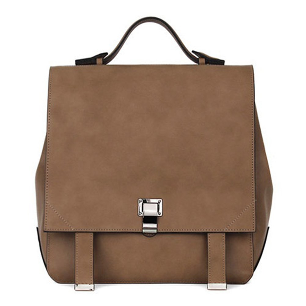 VF P909 Simple Backpack Taupe-Beige