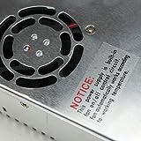eTopxizu 12v 30a Dc Universal Regulated Switching
