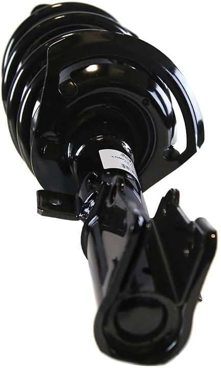 Auto Shack CST100445 Front Driver Side Complete Strut Assembly