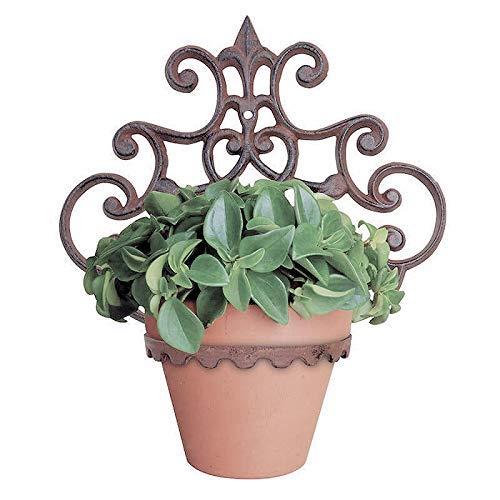cast iron flower pot holder - 3