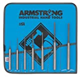 Armstrong 70-554 Pin Punch Set, 7-Piece by Apex Tool Group