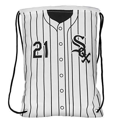 FOCO Chicago White Sox Frazier T. #21 Player Drawstring Backpack by FOCO