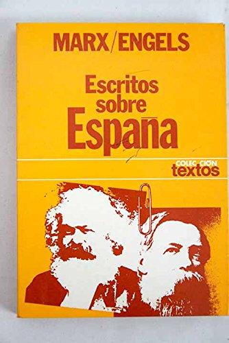 Escritos sobre España: Amazon.es: Marx, Karl ... [et al.]: Libros