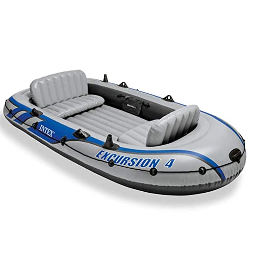 Zengqhui Kayaks Drifter Bote Inflable for Cuatro Personas 4 ...