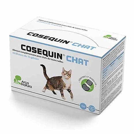 Suplemento dietético Cosequin DS para gato caja 150 Cápsulas