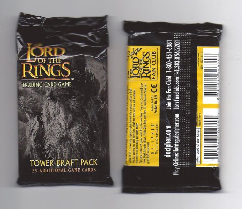Lord Of The Rings Tcg - The Two Towers Draft Pack - 29C ()