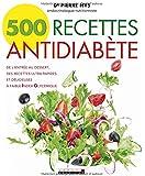 500 Recettes Antidiabète