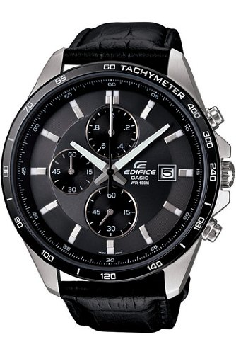Casio Edifice EFR512L 8AV Leather Quartz