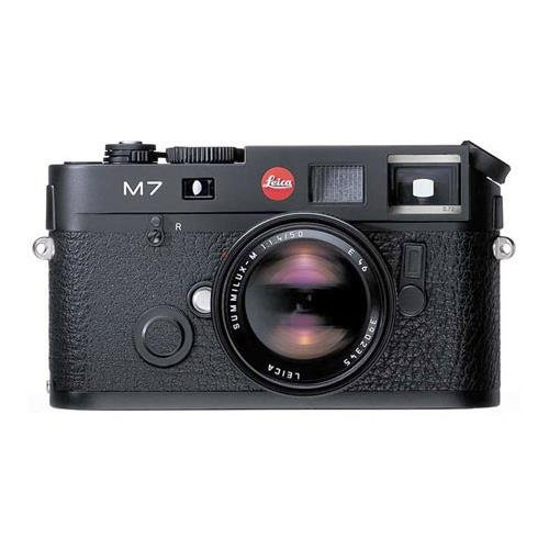 0.72 Viewfinder (Leica M7  35mm Rangefinder Camera with 0.72 Viewfinder and 50mm f/2.0 Lens 10546)