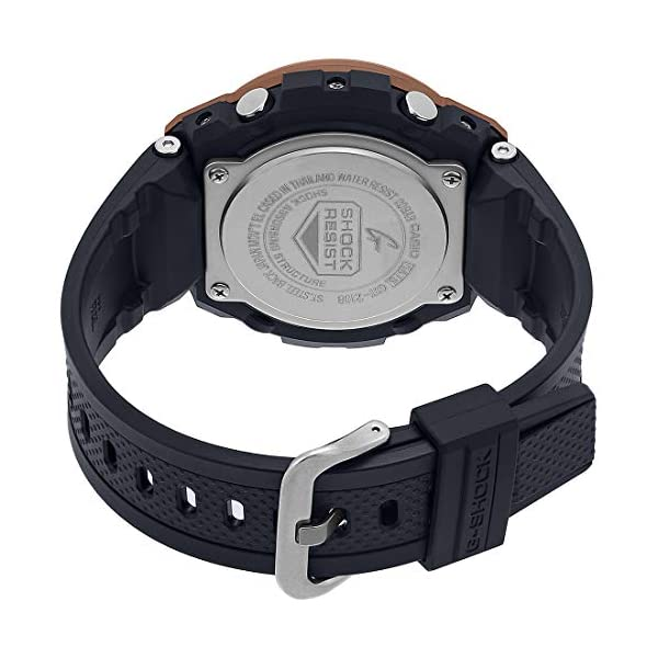 Casio De los hombres Watch G-SHOCK G-STEEL Reloj GST-210B-4A 5