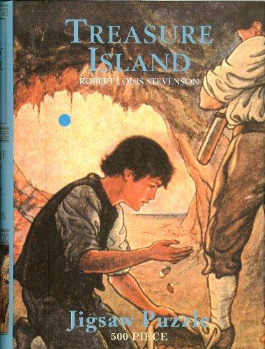 JG Press Treasure Island 500 Piece Jigsaw Puzzle