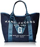 Marc Jacobs Women's New Logo Tote, Denim