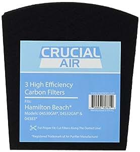 hamilton beach true air manual