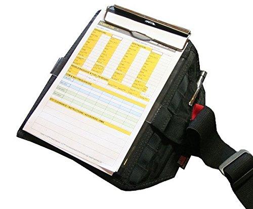 [해외]9-G PLUS STANDARD KNEEBOARD 니 보드 파일럿 용품 / 9-G PLUS STANDARD kneeboard Knee Board pilot Supplies