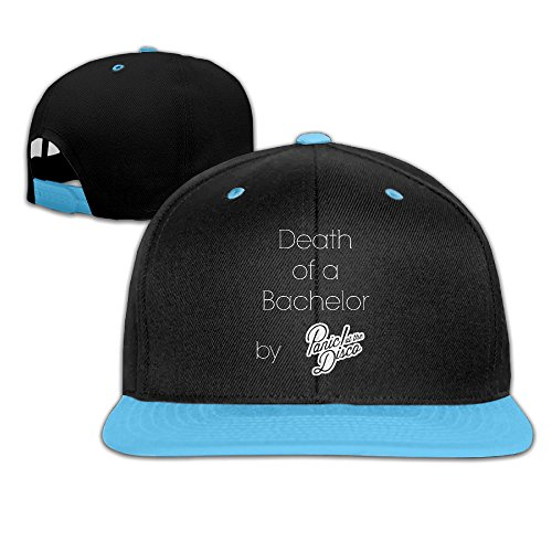Youth Cap Custom Panic! At The Disco Death Of A Bachelor Adjustable Mens Snapback ()