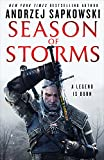 img - for Season of Storms (The Witcher) book / textbook / text book