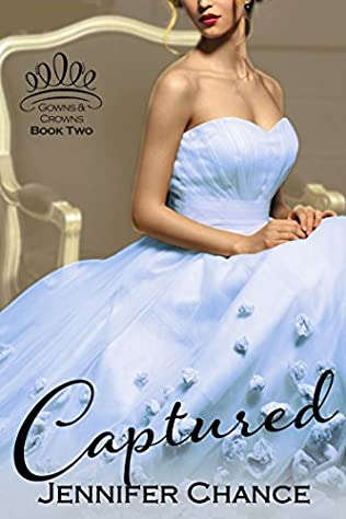 book cover of Captured