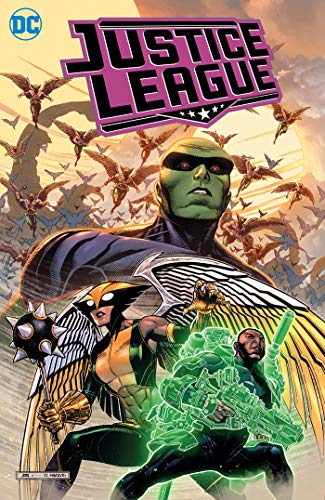 Pdf Graphic Novels Justice League Vol. 3: Hawkworld (JLA (Justice League of America))