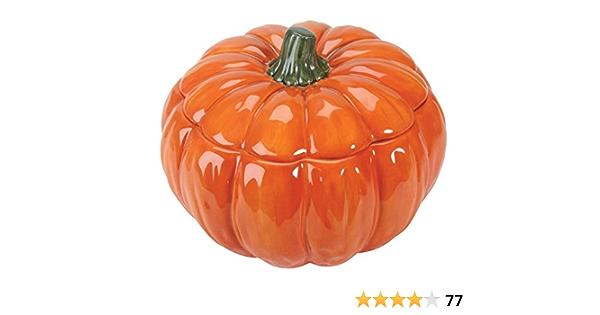 10 Porcelain Pumpkin Bowl