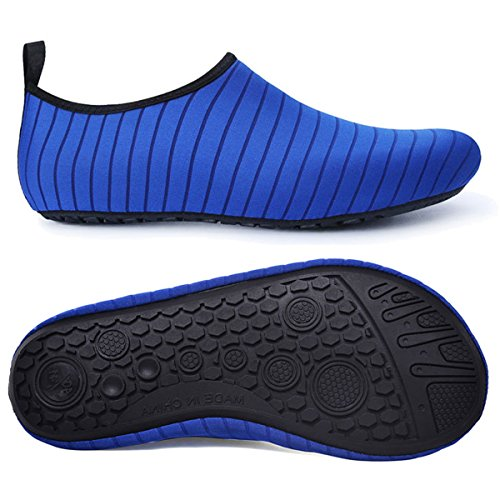 Blue Pool Barefoot Dark Swim Surf Yoga Beach Sport Men Shoes Women Socks Water Shoes Dry Aqua Quick Zxz1XaP