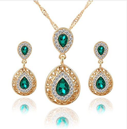 women-bridal-wedding-jewelry-sets-charm-crystal-water-drop-pendant-necklaces-earrings-sets-shininy-z