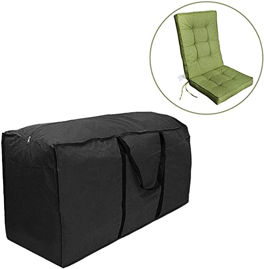 Bolsa de almacenamiento para cojines de muebles de jardín ...