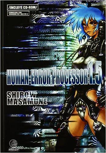 Ghost in the Shell 1.5 Human Error Processor Manga No: Amazon.es: Shirow, Masamune: Libros