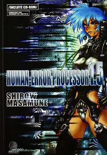 Descargar Libro Human Error Processor Masamune Shirow