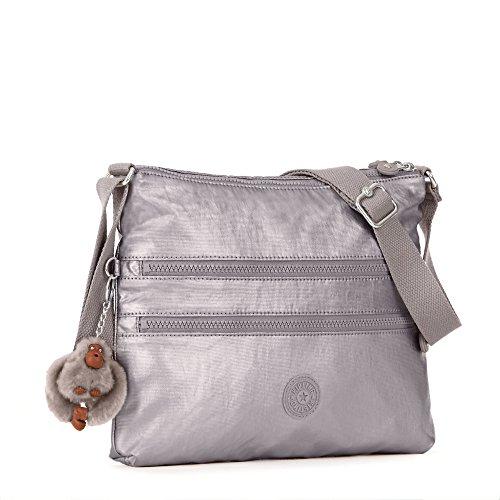 Metallic Cross Body Bag - 2